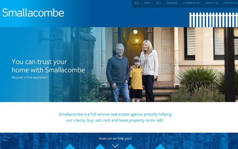 Smallacombe website